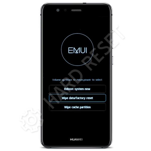 Huawei Recovery Mode